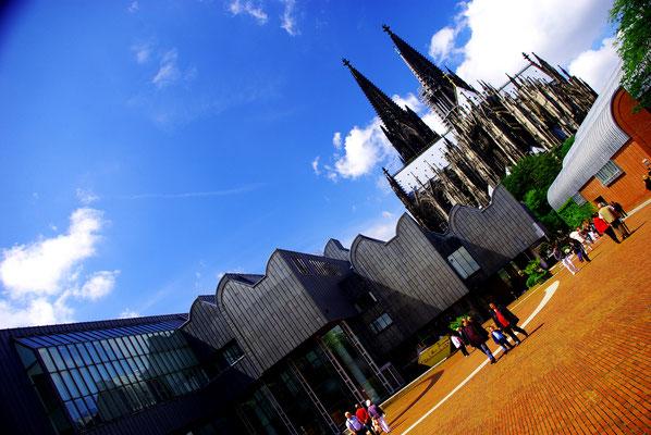 Visiter le musée de Ludwig à Cologne