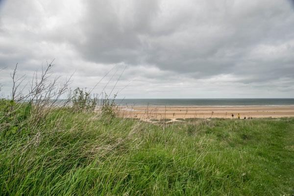 Les plages du débarquement en Normandie !
