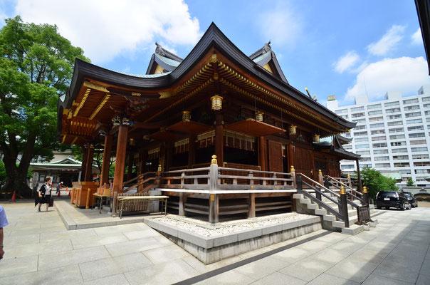Un templs au détour de notre voyage à Tokyo !
