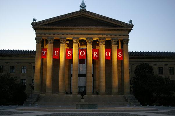 Le musée d'art de Philadelphie ! Ne manquez pas le Art After 5 !