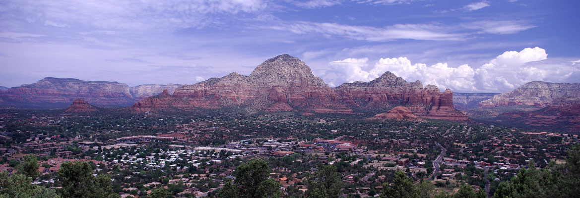 Le Parc National de Sedona - CopyRight Trip85.com