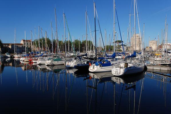 Bassin à flot - Francis Giraudon - OT La Rochelle