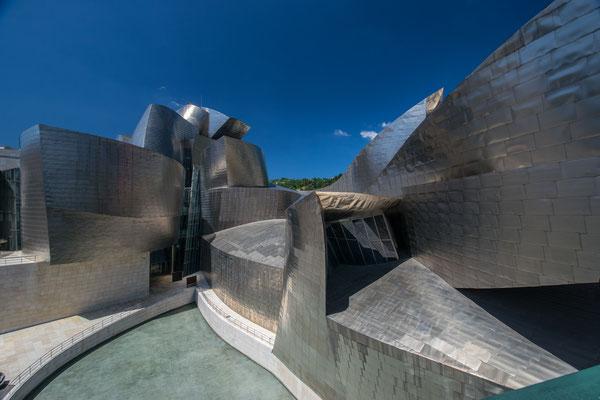 Le Musée Guggenheim - Bilbao