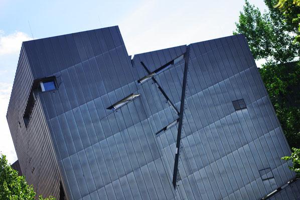 Le musée Juif de Berlin  - Source : Trip85.com