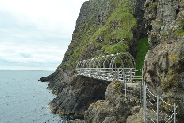 The Gobbins Path - Crédit Photo : Ireland Tourism - Beth Ellis