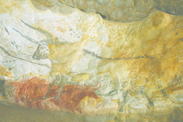 Lascaux II - Grand taureau © Sémitour