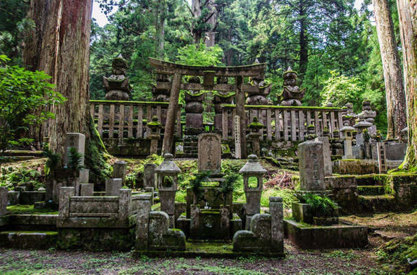 Koysan et son mythique cimetière - By Trip85.com