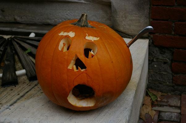 Halloween se prépare à Philly !