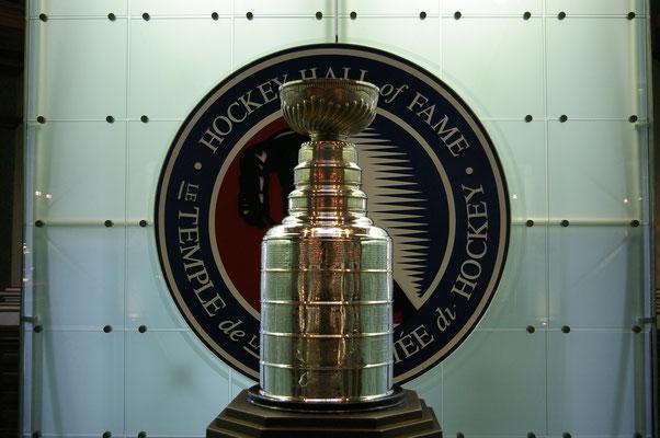 Hockey Hall of Fame Toronto - Copyright Trip85.com