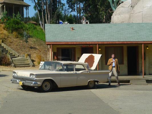 La visite des décors d'Universal Studios Hollywood