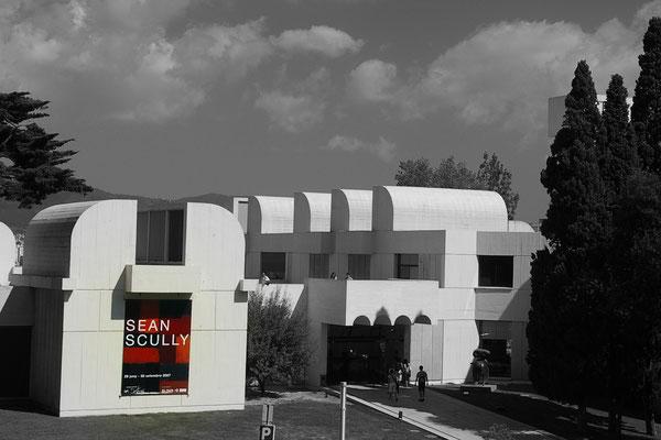 Le Musée de Juan Miro à Barcelone !