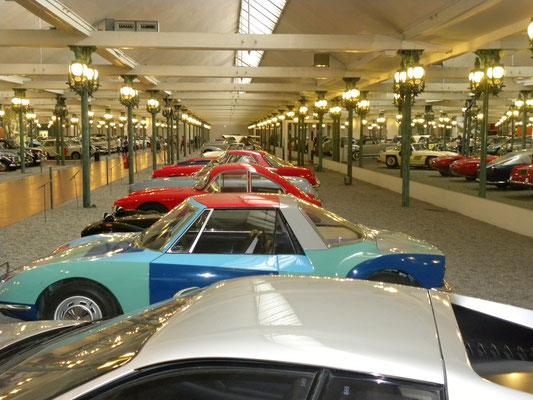 Cité de l'Automobile - Collection Schlumpf, Mulhouse Alsace - Source OT de Mulhouse