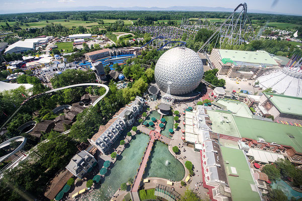 L'Europa Park, l'un des meilleurs parc d'attractions d'Europe - By Ice Boy Tell (Own work) [CC BY-SA 4.0 (http://creativecommons.org/licenses/by-sa/4.0)], via Wikimedia Commons