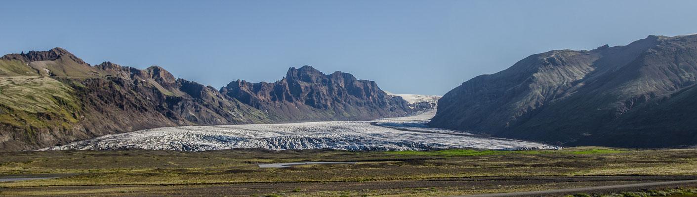 Vatnajokull, Islande