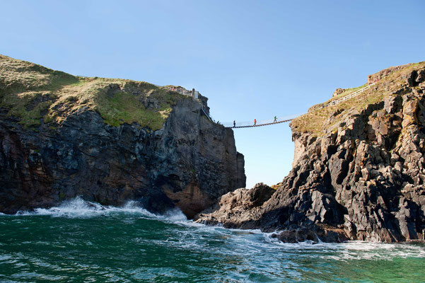 Carrick-a-Rede - Crédit Photo : Ireland Tourism - Arthur Ward