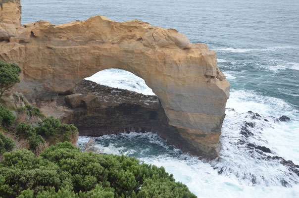 The Arch sur la Great Ocean Road