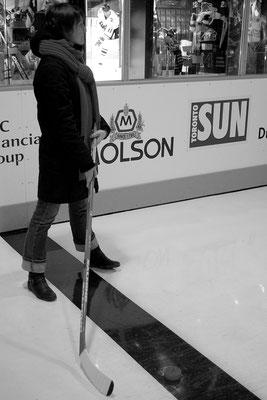 Hockey Hall of Fame à Toronto