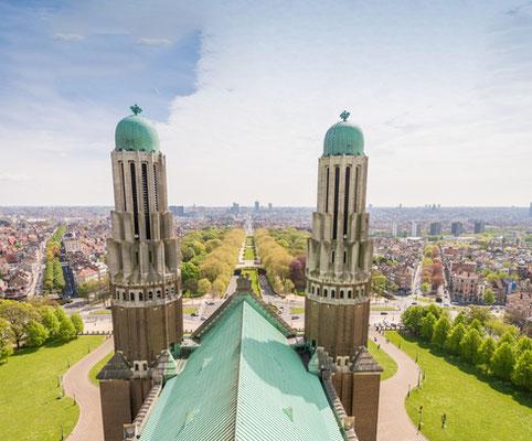 La Cathédrale du Sacré-Coeur de Bruxelles - Source : Photodune - Auteur : jovannig