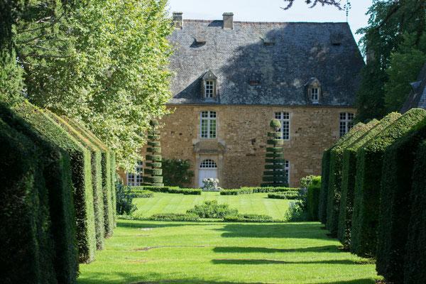 Les jardins d'Eyrignac en Périgord !