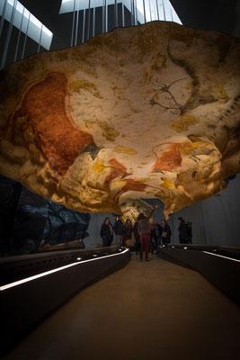 Ne manquez pas la dernière partie de la visite des Grottes de Lascaux IV ! Crédit Photo : Dan Courtice – Sémitour Périgord
