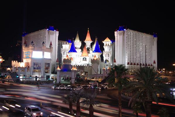 L'hotel casino d'Excallibur