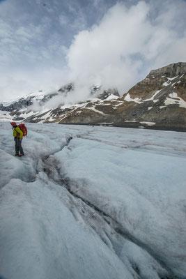 Glacier Athabasca - Promenade des Glaciers - Canada