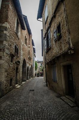 Les ruelles de Cahors