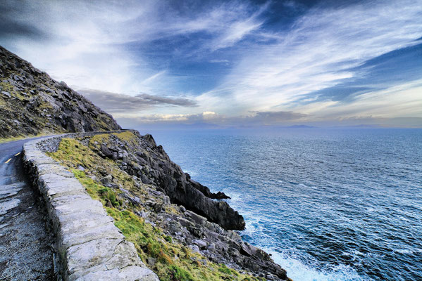 "Sur la route ""Ring of Kerry""  - Crédit Photo : Ireland Tourism - Sinead McCarthy"