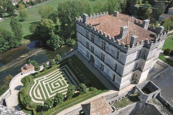 château de Bourdeilles © Semitour Perigord