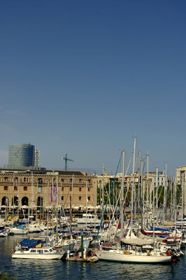 Le quartier de la Barcelonetta !
