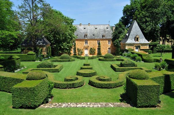jardins d'Eyrignac à Salignac Eyviques © Olivier Anger