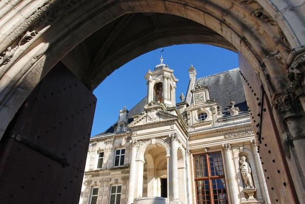 Hotel de ville - Francis Giraudon - OT La Rochelle