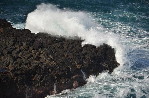 océan déchainé à Philipp Island - Trip85.com