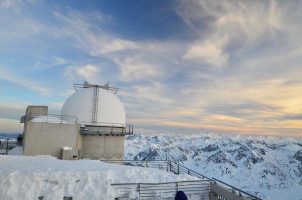 Passer une nuit insolite à l'observatoire du Pic du Midi a été une belle expérience !