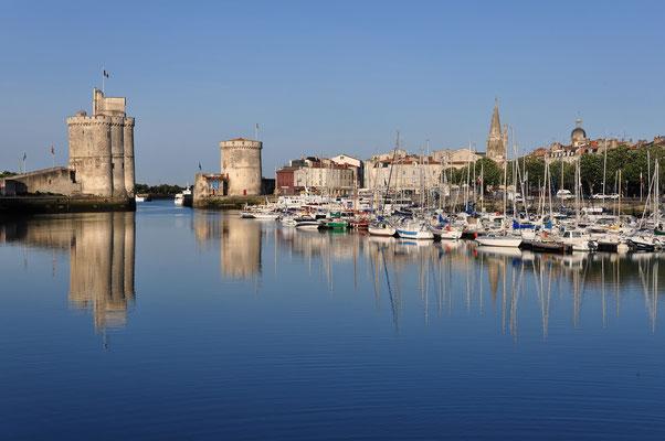 Vieux Port - Francis Giraudon - OT La Rochelle