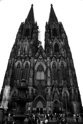 La Cathédrale de Cologne ! Un Colosse !
