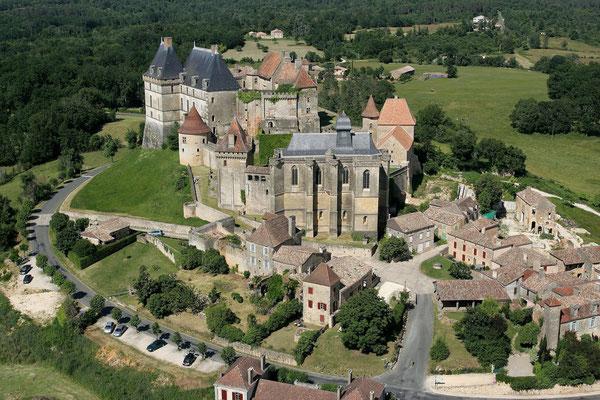 château de Biron © Pays des Bastides