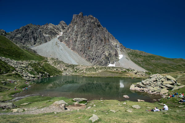 Vue sur le Pic du Midi d'Ossau ! - Crédit Photo : Trip85.com