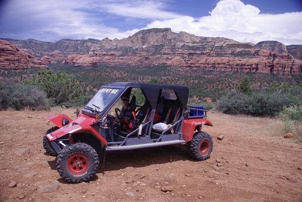 Le Parc National de Sedona - CopyRight Trip85.com