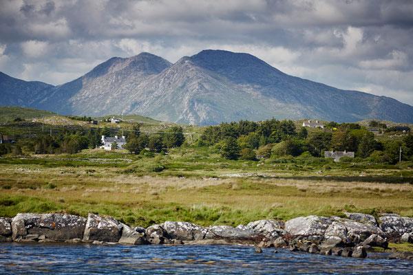 Connemara - Source : Ireland Tourism - Auteur : Piotr Dybowski