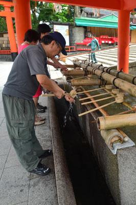 Sanctuaire de Fushimi Inari Taisha ! - Source : Trip85.com