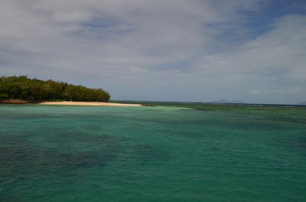 Green Island est paradisiaque !