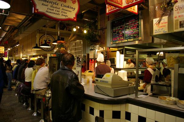 Le marché de Reading Terminal Market