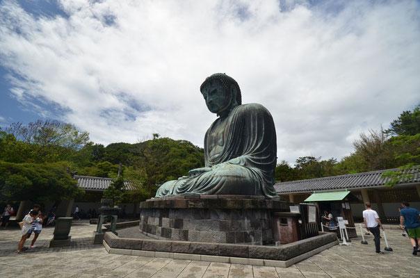 Kamakura et son Bouddha Géant - By Trip85.com
