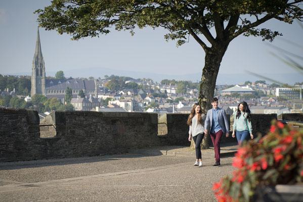 Visite de Londonderry - Crédit Photo : Ireland Tourism - Tom Pleavin