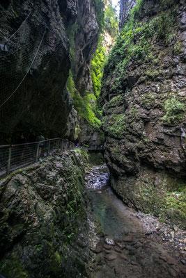 Les gorges de Kakuetta au Pays-Basque !