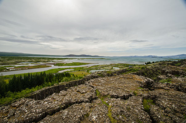 Pingvellir, Islande