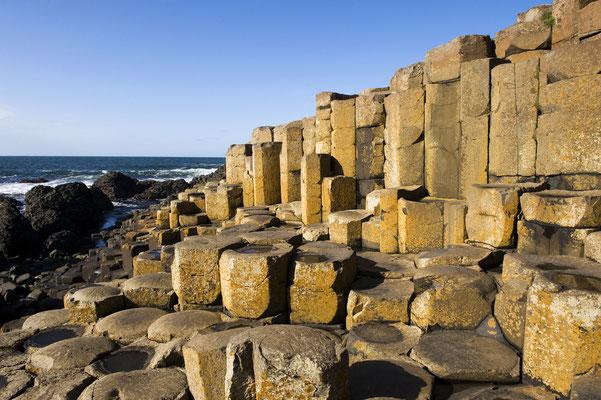 La Chaussée de Géants  - Crédit Photo : Ireland Tourism - Chris Hill