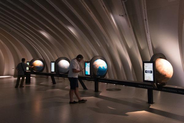 Le musée du Vin - Cité du Vin à Bordeaux