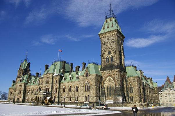 Visite de la ville d'Ottawa !